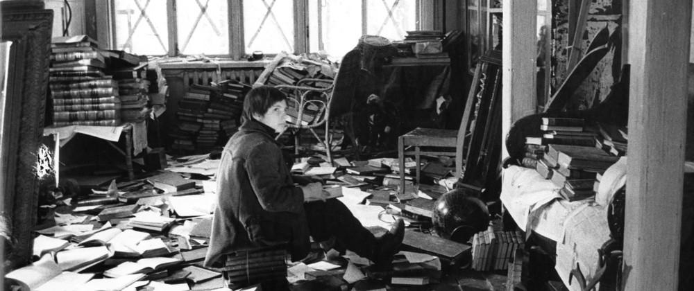 German Expressionism & Soviet Montage Essay