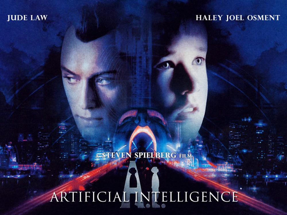 Image result for artificial intelligence movie