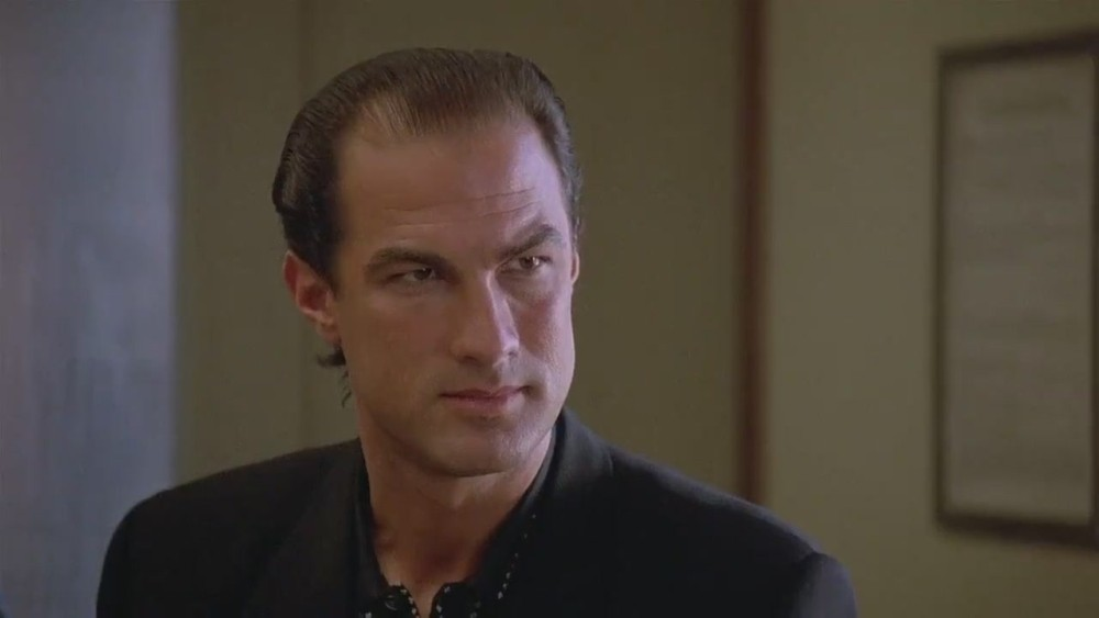Blockbuster Ideology: Steven Seagal and the Legacy of ...