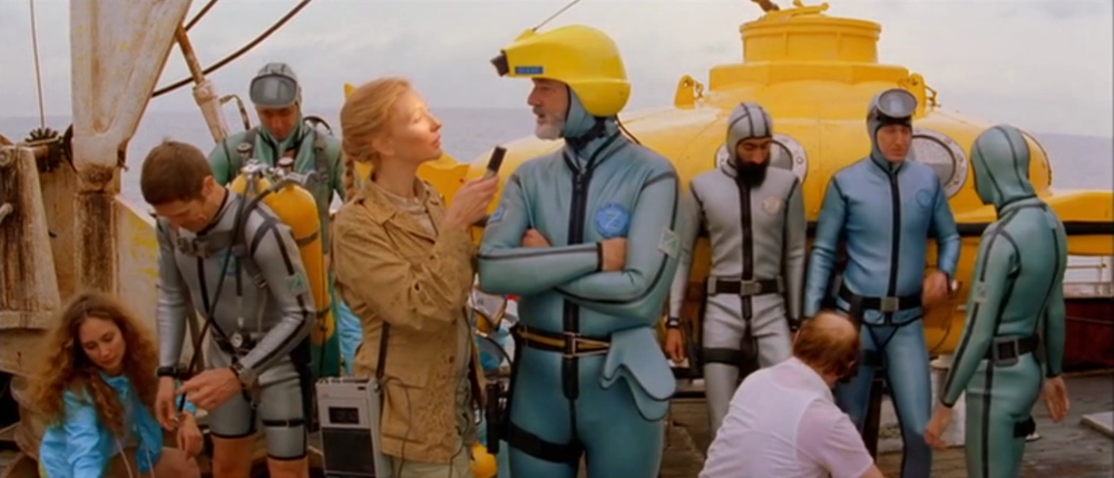 Irony, Control, and Distance in The Life Aquatic with Steve Zissou –  Offscreen