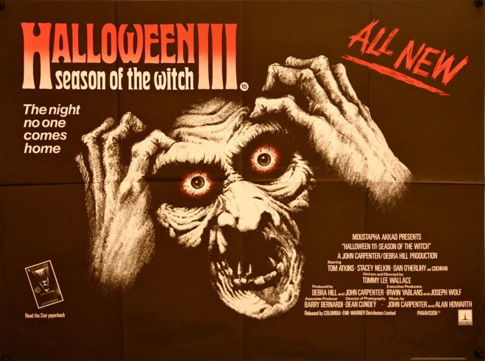 Halloween III: Season of the Witch (Tommy Lee Wallace, 1982 ...