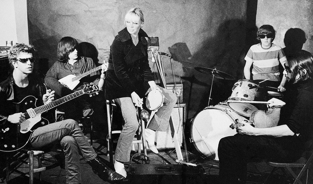 The Velvet Underground And Nico Andy Warhol 1966