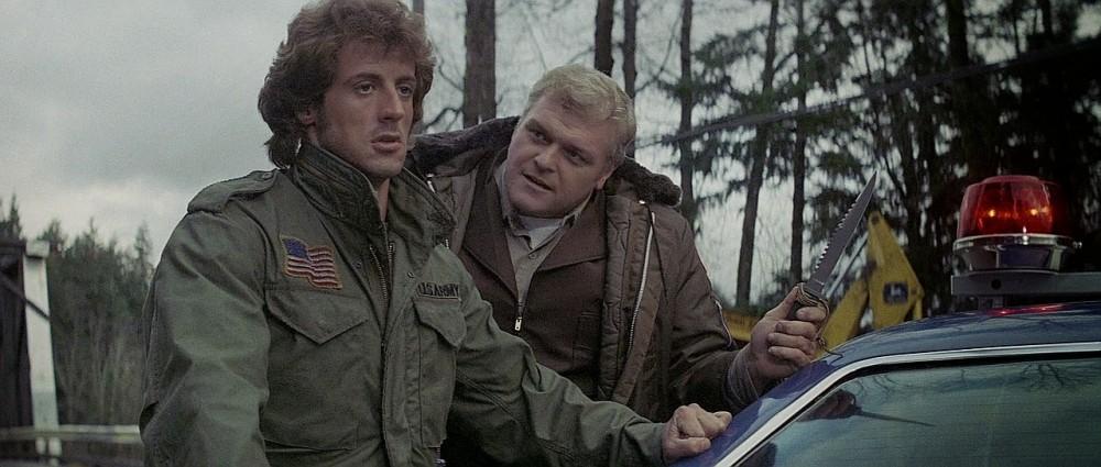 First Blood (Ted Kotcheff, 1982) – Offscreen