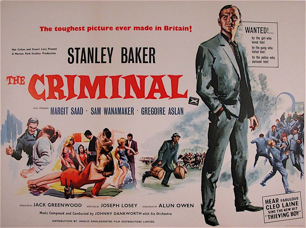 The Criminal (Joseph Losey, 1960) – Offscreen