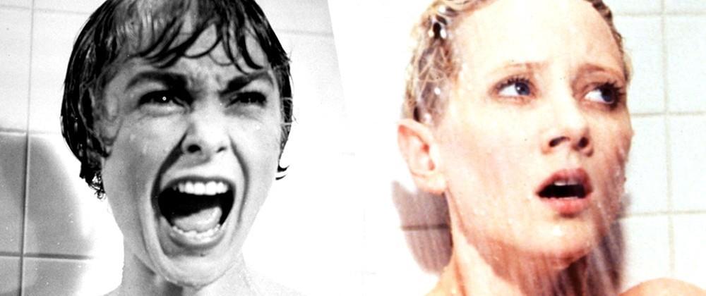 Image result for psycho shot for shot remake