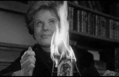 In my english coursework we are analysing alfred hitchcocks film psycho.. there is a question...?