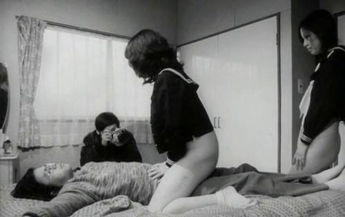 Sex in japanese cinema