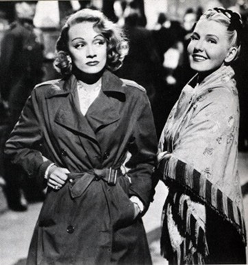 Image result for a foreign affair dietrich and arthur