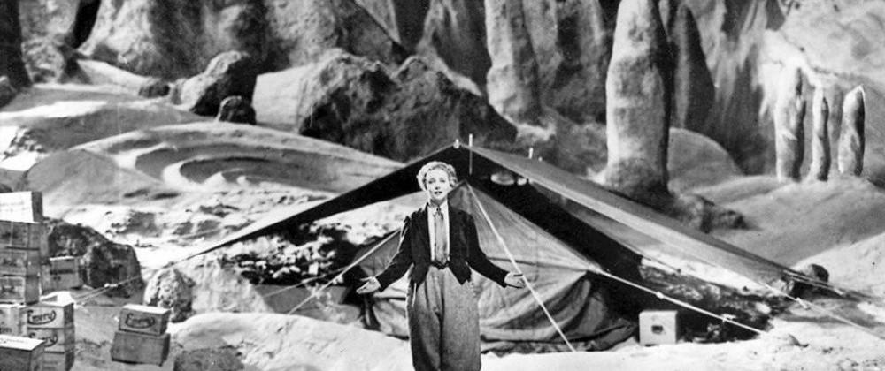 Woman in the Moon (Fritz Lang, 1929) – Offscreen