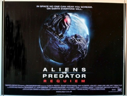 Requiem predator watch vs alien Hotstar Temporarily