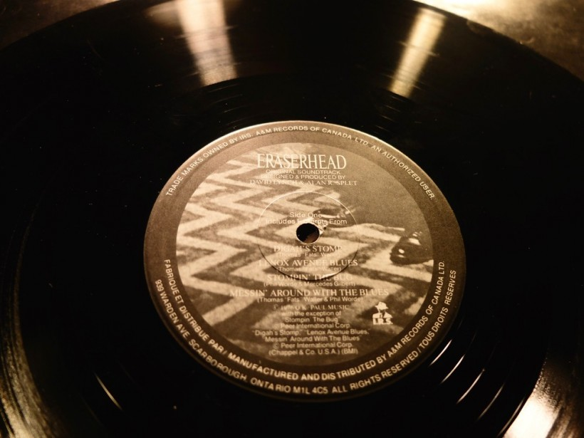 Three Soundtrack Albums and a Record Player: A Twin Peaks
